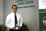Wayne Ricks bestowed 2010 Louisiana State Star award
