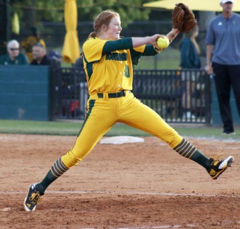 Softball regains momentum