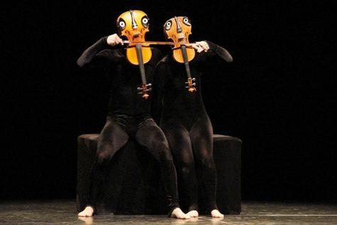 Mummenschanz and abstract choreography