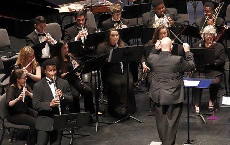 Wind Symphony ends its concert season