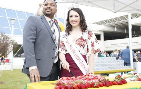 38th annual 'Strawberry Jubilee' offers entertainment before finals