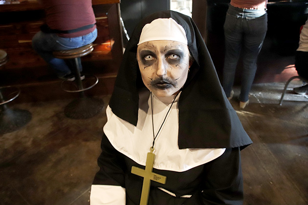 A harbinger of bad luck, many people are wary when the 13th of a month falls on a Friday. However, a group in Hammond built around such spooky themes. Hammond Horror Festival took advantage of the ill-regarded date to promote their organization.