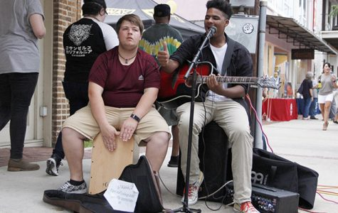 Events celebrating the arts and culture in Hammond