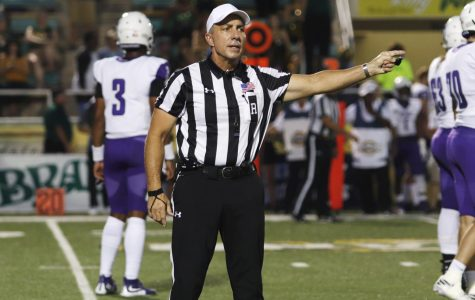 Referees: Sporting stripes for the game