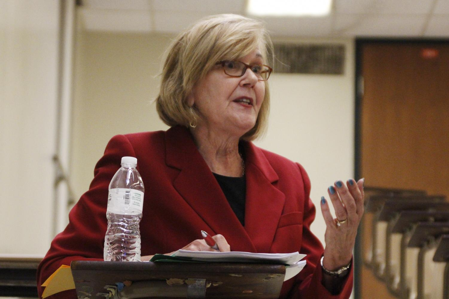 The university boasts numerous professors with years of experience in the communication field such as Cheryl Settoon, instructor of communication, as a reporter and producer at stations such as CBN.
