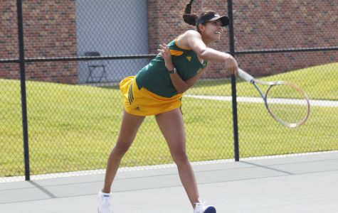 Tennis finishes fall season