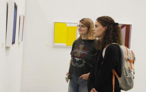 Fanfare in the gallery