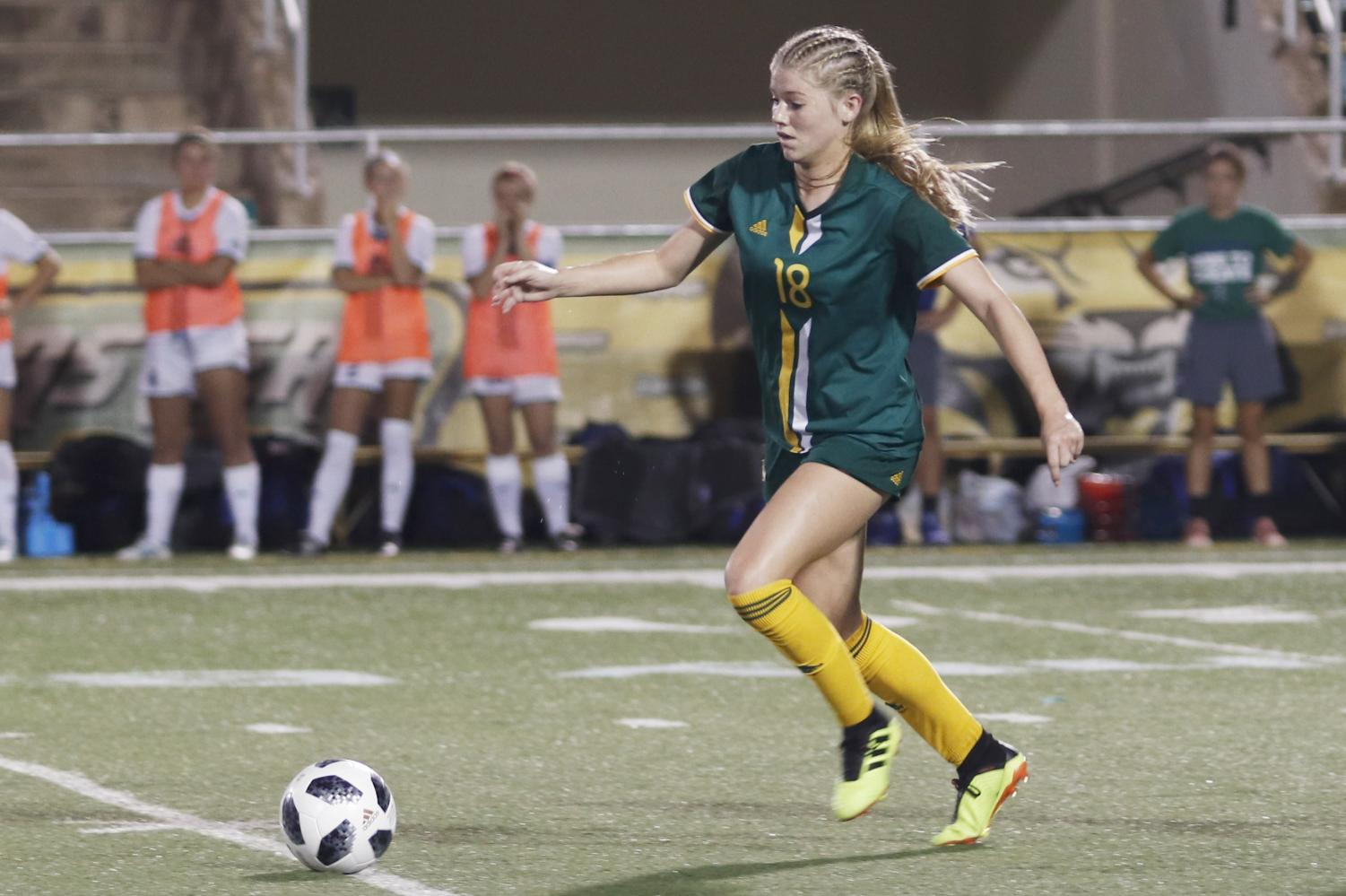 The Lady Lions soccer team lost 3-2 against Lamar University in the Southland Conference Tournament.