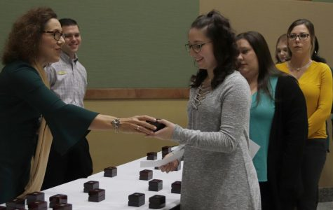 Ring ceremony honors seniors