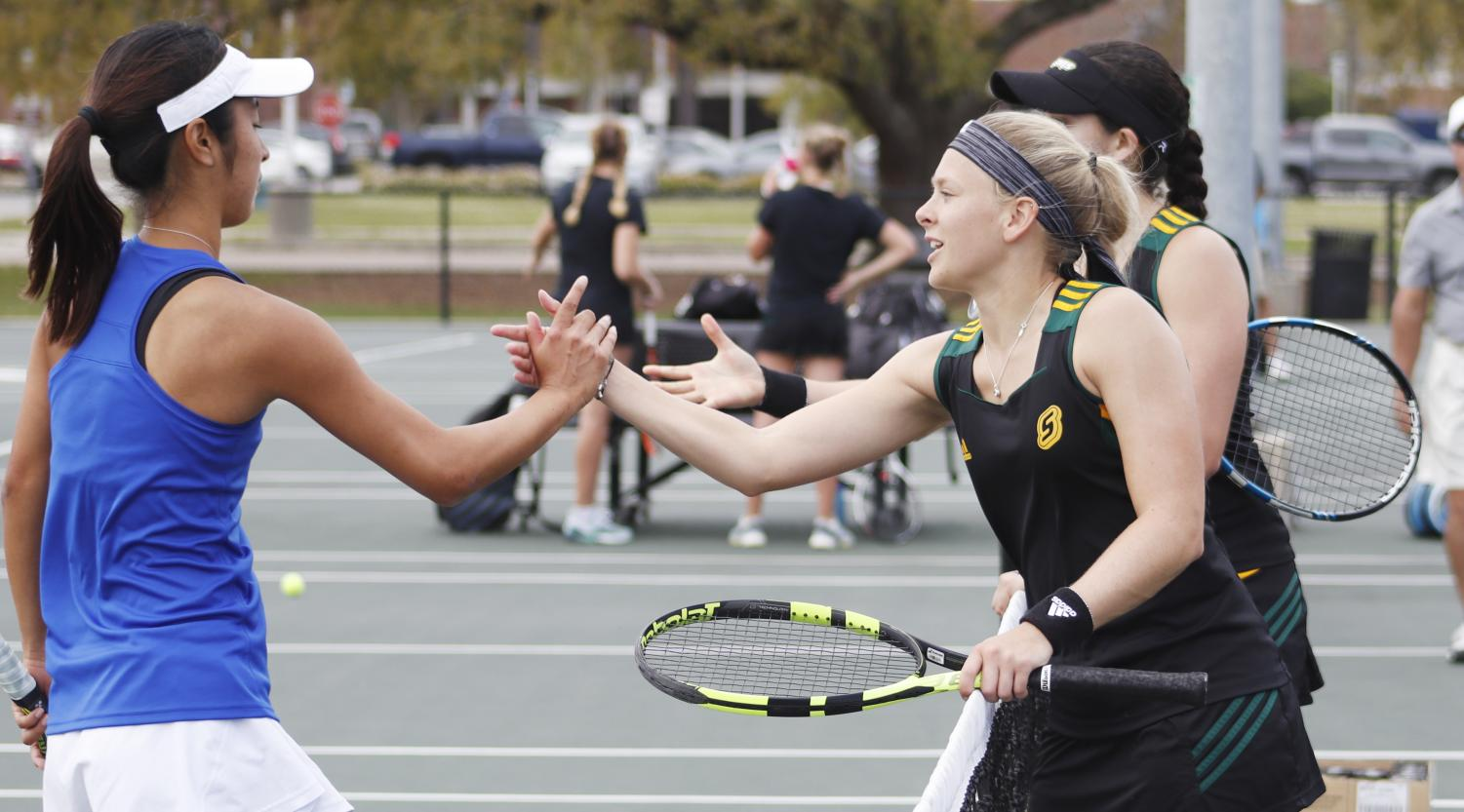 Although the tennis team started their season this September, they will continue competition in 2019 along with several other sport teams. The tennis team's first match of the spring semester will be against Tulane University on Jan. 27.