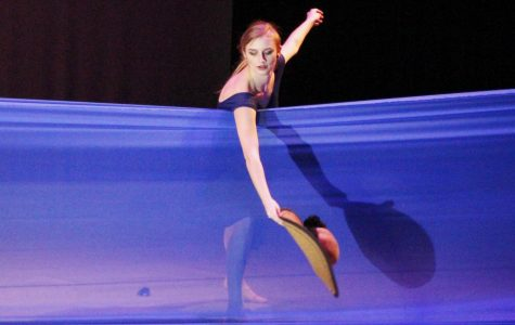 Dancing in remembrance of an alumna
