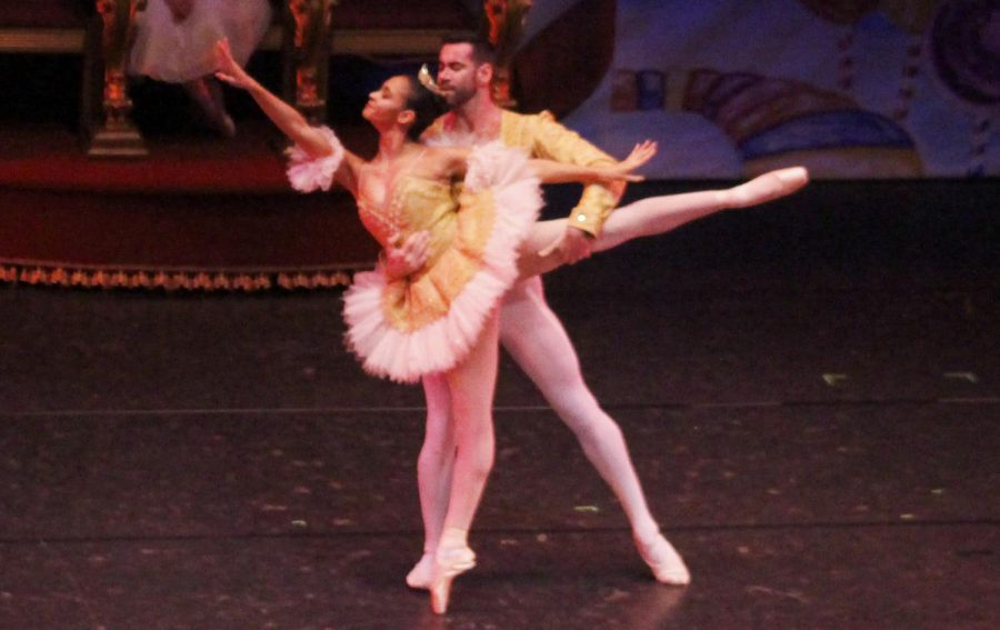 The+Hammond+Ballet+Company+put+on+its+annual+%22The+Nutcracker%22+production+in+the+Columbia+Theatre+for+the+Performing+Arts.