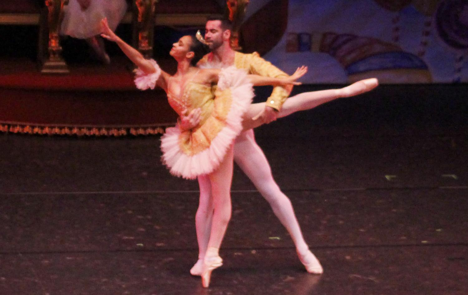 The Hammond Ballet Company put on its annual
