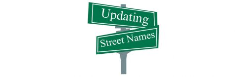 Updating street names