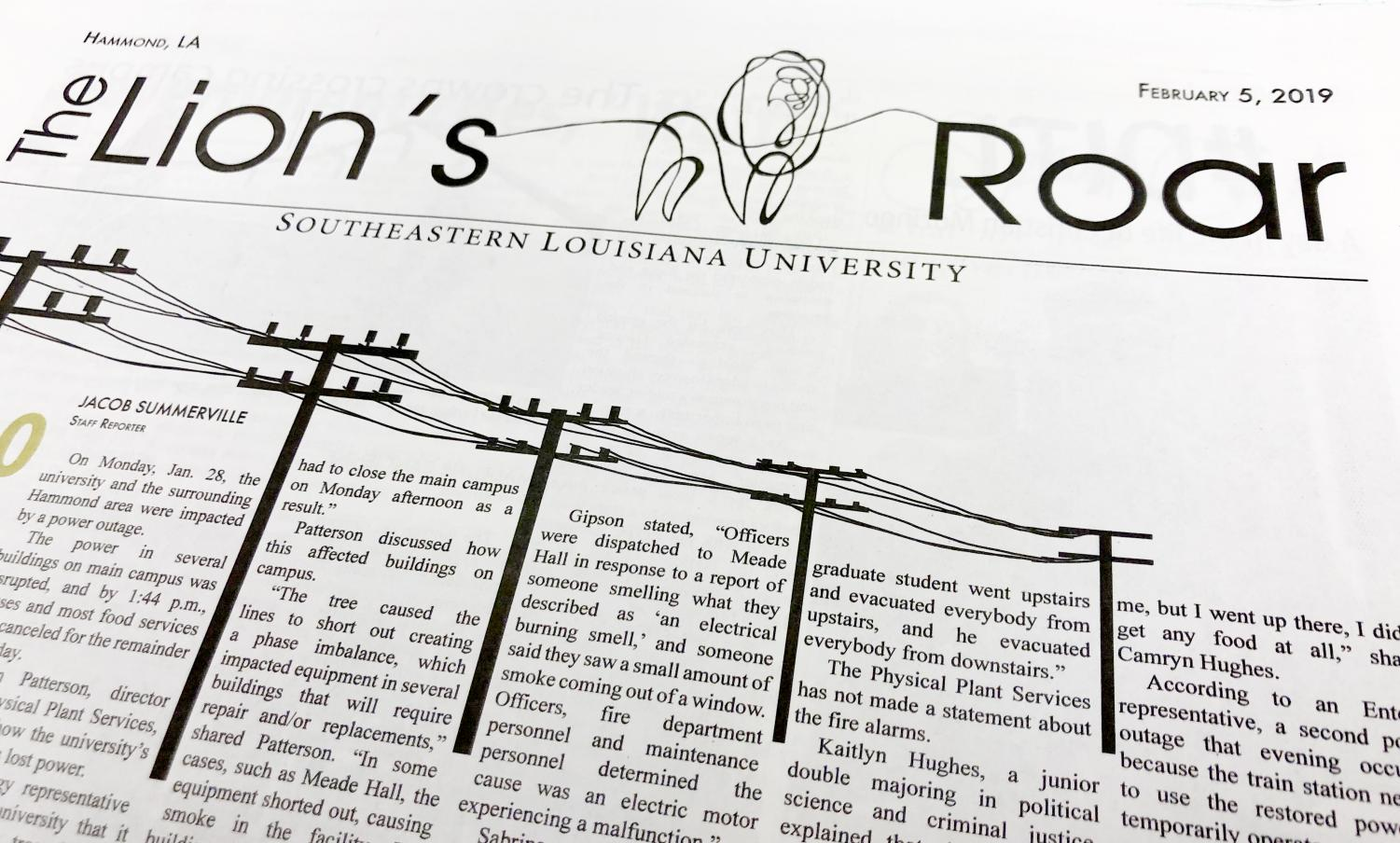 In addition to the new masthead, there are some other changes within the newspaper to take note of.