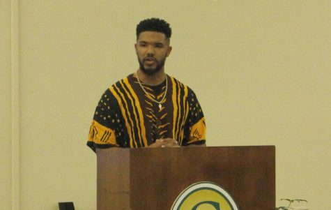 The Sons of Promise and Daughters of Destiny Mentorship Program hosted a celebratory event featuring an essay contest and speakers. The event promoted self-actualization, self-identity and taking control of one's destiny.