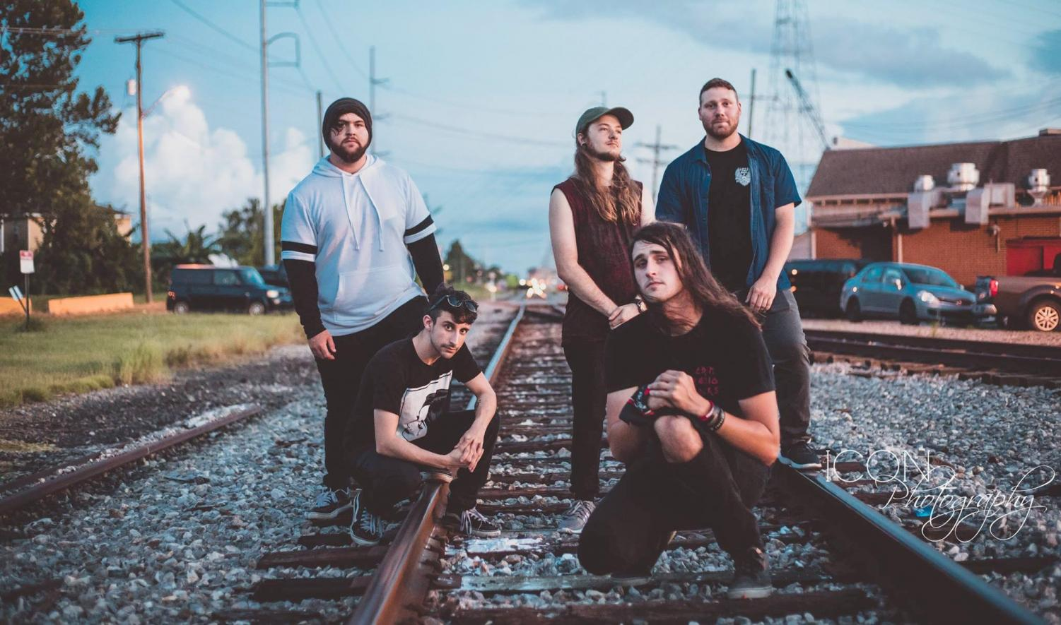 Baton Rouge-based band Ventruss released their self-titled extended play in February.