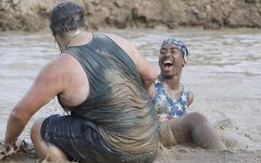 Students can get muddy and have fun