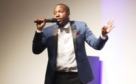 Comedy show brings a night of laughs