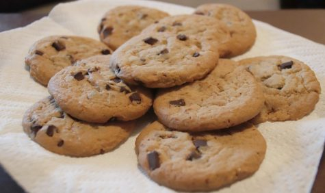 According to Tammy Rink, chocolate chip cookies are easy to create, and the process teaches people the basics of baking.