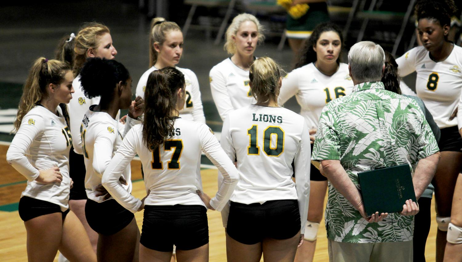 After a 2-27 record for the volleyball team in 2018, the Lady Lions look to change the volleyball culture at the university. Head Coach Jermey White hopes to see improvements in the 2019 season.