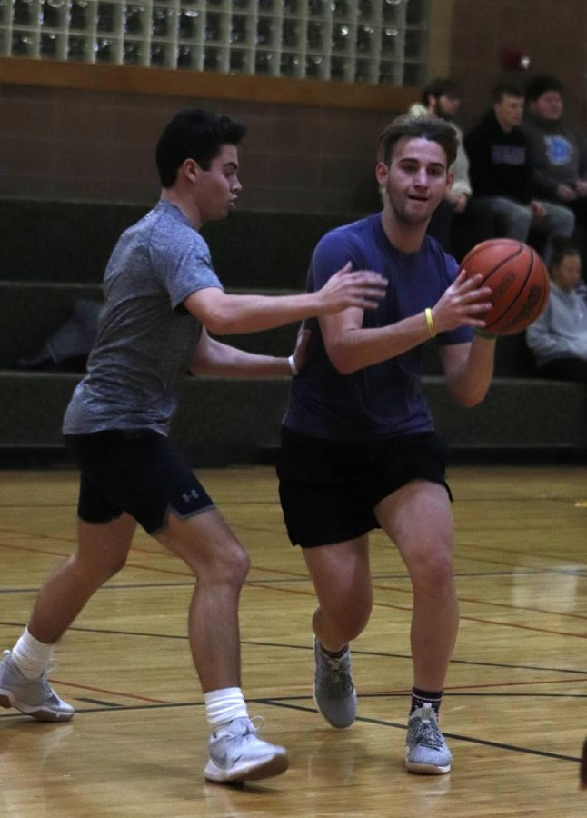 Students+participate+during+the+intramural+basketball+competition+organized+by+the+Pennington+Student+Activity+Center+during+Spring+2019.+
