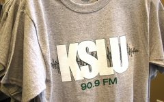 KSLU launches new merchandise on campus