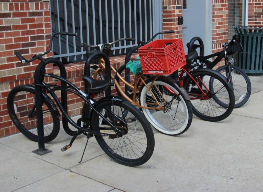 Transportation Services registers bicycles