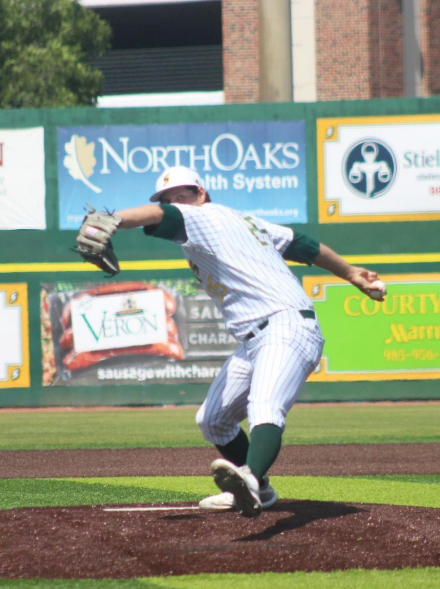 Corey Gaconi, an alumnus pitcher, finished the 2019 season with a 7-3 record and a 2.53 earned-run-average. Gaconi, went undrafted and later signed with the New York Mets Organization. Gaconi's current team the Brooklyn Cyclones won the 2019 New York-Penn League Championship defeating the Lowell Spinners.