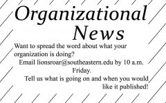 Organizational news – Sept. 17, 2019 issue