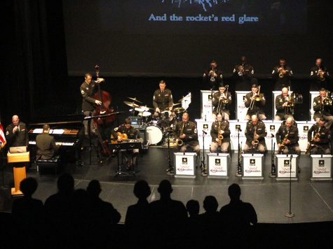 U.S. Army Field Jazz Band tells the story of WWII