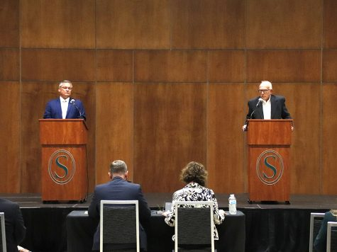 Local candidates participate in 'The Race Is On' Forum