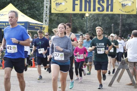 Charity run raises awareness for organ donors
