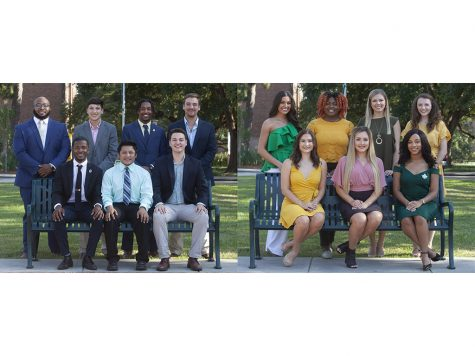 Homecoming Court and Beau Court Interviews