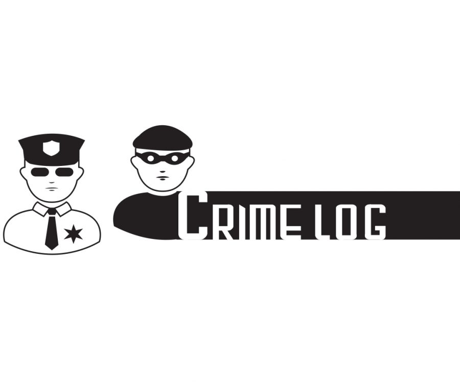 Crime Log: Sept. 22, 2020 Issue