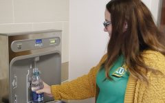 Rehydrate with refill stations
