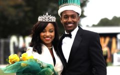 Austin and Magee crowned king and queen