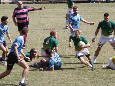 Rugby sets eyes on championship on Nov. 16