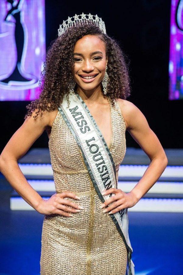 Mariah Clayton, Miss Louisiana USA 2020.