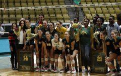 Volleyball drops final game of 2019 regular season