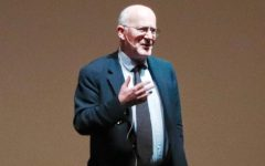 Fanfare lecture discusses the world war
