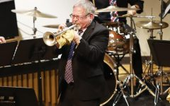 Semester concludes with a final jazz concert