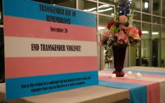 StandOUT gathers for Transgender Day of Remembrance
