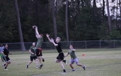 ROTC hosts flag football game on Veterans Day