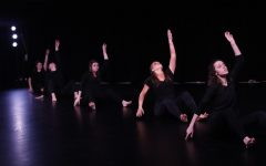 Emerging choreographers first to perform in renovated dance studio
