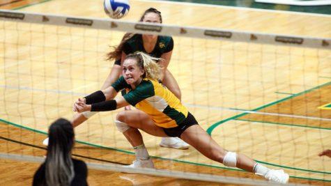 Student-Athlete spotlight: Caroline Golden