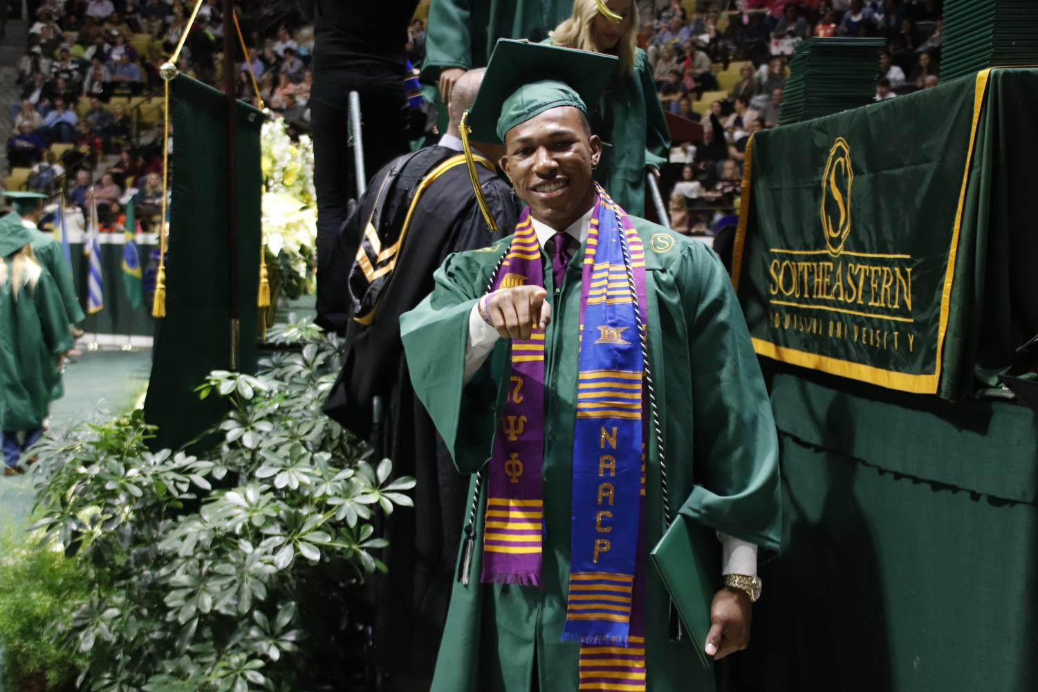 The university will live stream commencement on different media platforms. Multiple changes will be happening to the upcoming Fall 2019 commencement.