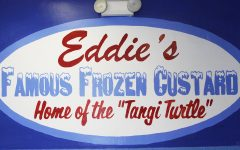 Serving up a family delicacy at Eddie's Frozen Custard