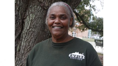 Joyce Washington: Getting to know a campus janitor and lover of people