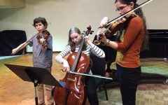 The Community Music School offers affordable lessons for all